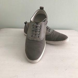 Zara  Man grey shoes